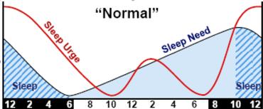 Sleep and Awake Cycles